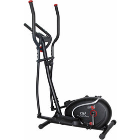 Christopeit elliptical cross trainer CTR2 black