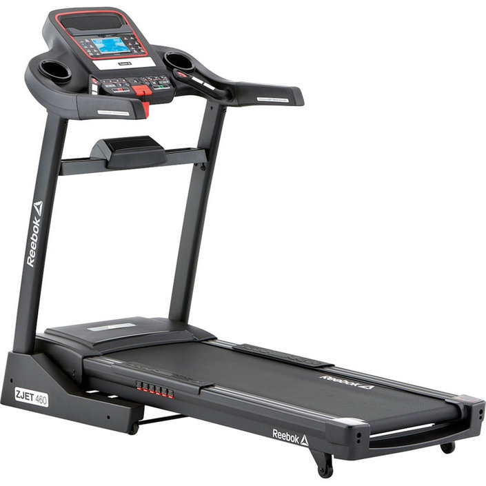 Reebok treadmill Zjet 460 bluetooth black on checkfrank co uk | Frank