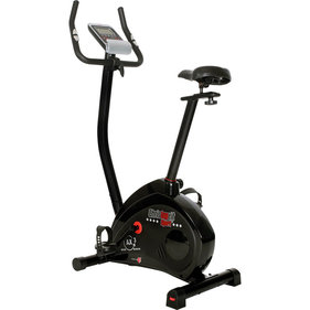 Christopeit exercise bike ergo AX3 black