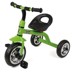 Xootz Trike tricycle green