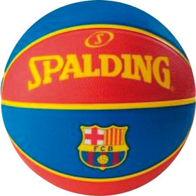Spalding basketbal maat 7 indoor & outdoor Barcelona