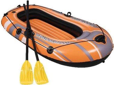 Bestway Hydro-force set 155 Schlauchboot