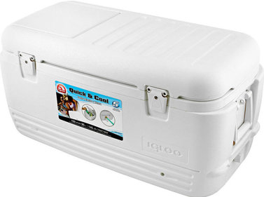 Igloo Quick & Cool 100 cool box