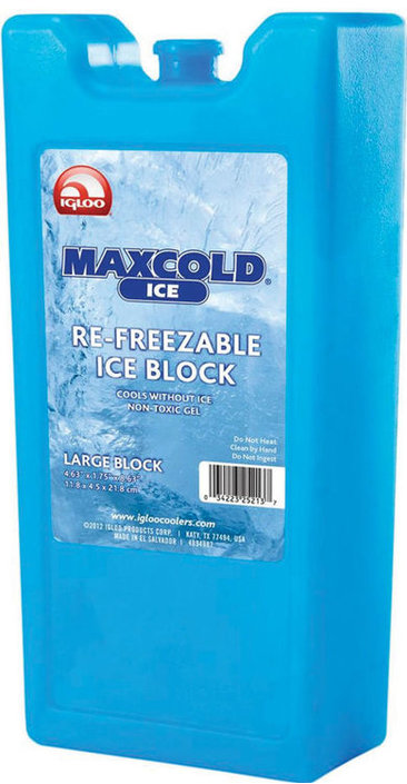 Igloo koelelement Freezer Block Large
