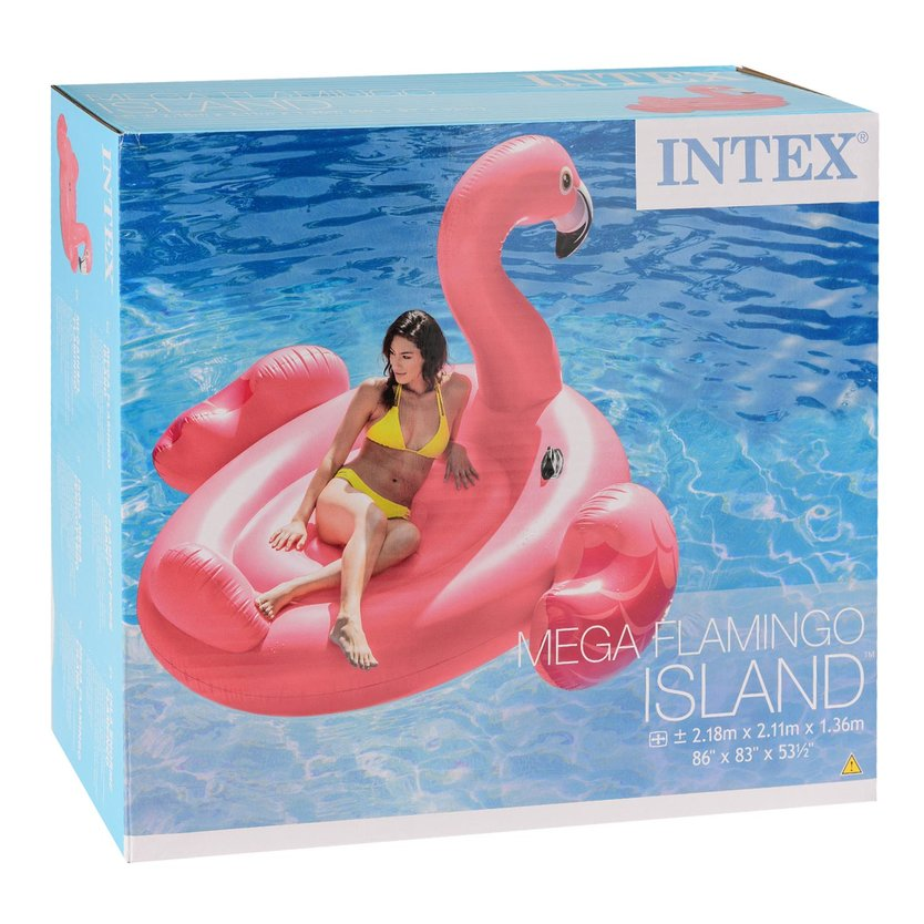 Intex Flamingo opblaasfiguur
