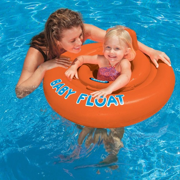 Baby swimming pool with seat Ø 76 cm