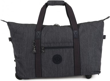 Kipling Art on Wheels weekend bag