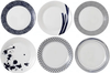 Royal Doulton Pacific dinerborden 28 cm - set van 6