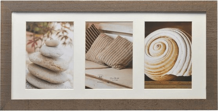 Henzo Driftwood 3 multi-photo frame