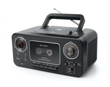 Muse M-182RDC radio
