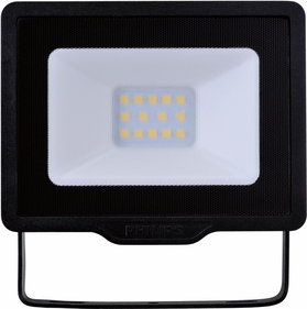 Philips Decoflood zwart 10W floodlight
