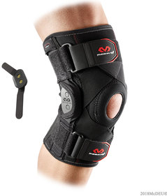 McDavid 429X Knee Brace With Crossed Straps