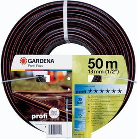 Gardena Profi Plus tuinslang rubber 50m