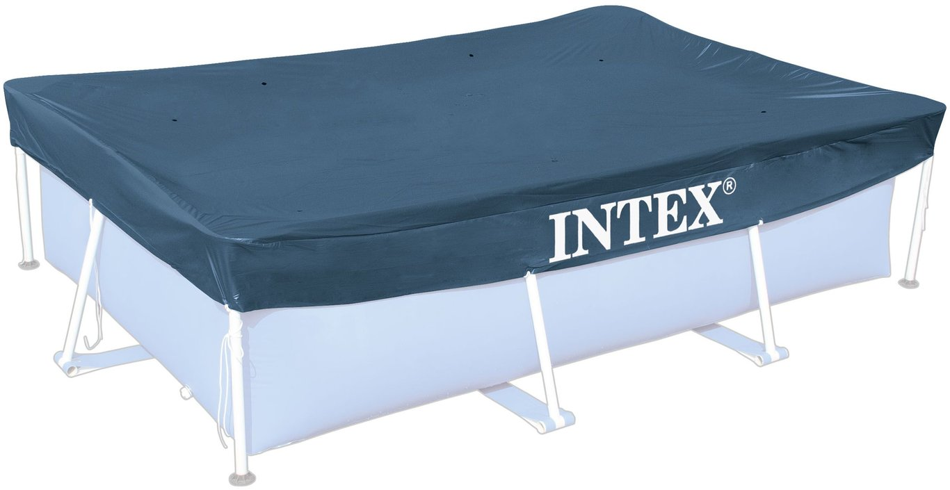 Intex Afdekzeil Metal Frame 300x200