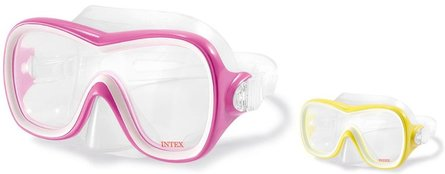 Intex Wave Rider duikbril - Geel