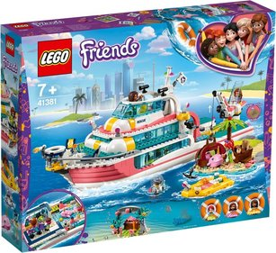 LEGO Friends Rettungsboot - 41381