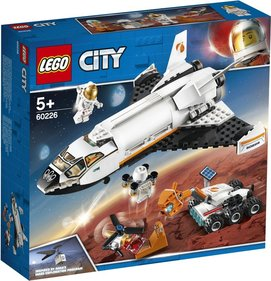 LEGO City Mars Forschungsshuttle - 60226
