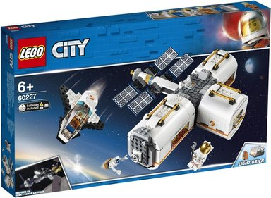 LEGO City Space Station auf dem Mond Lego - 60227