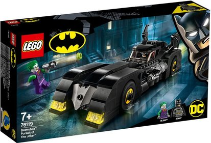 LEGO Super Heroes batmobile 76119