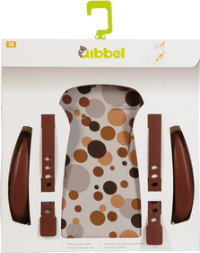 Qibbel Stylingset Luxe Achterzitje Dots