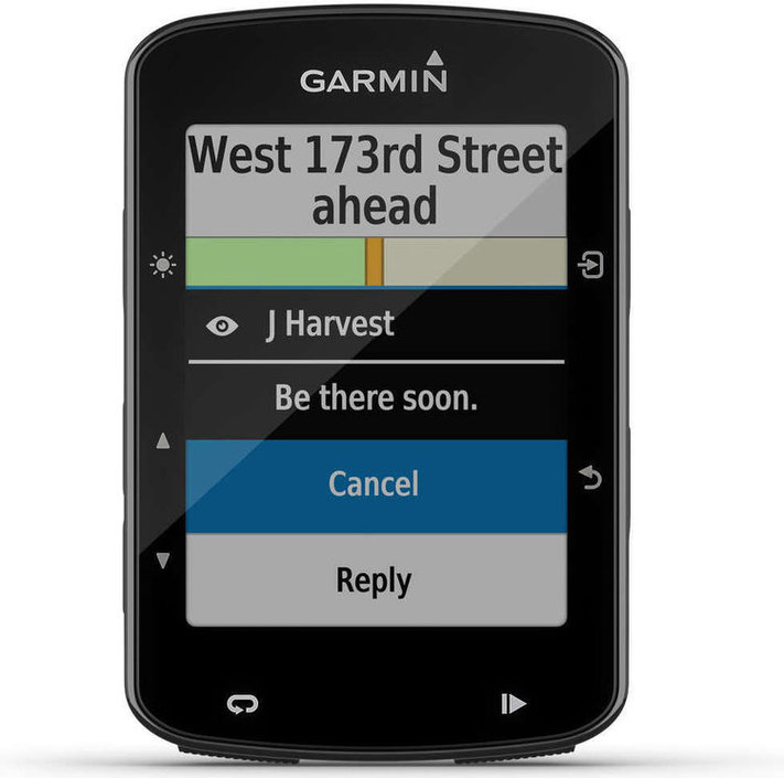 Garmin Edge 520 Plus Fietscomputer Performance bundel
