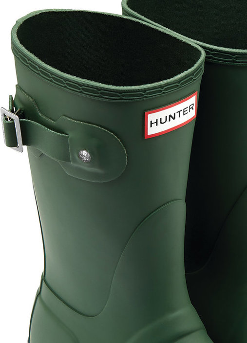 Hunter Women's Original Short Wellington botas de agua