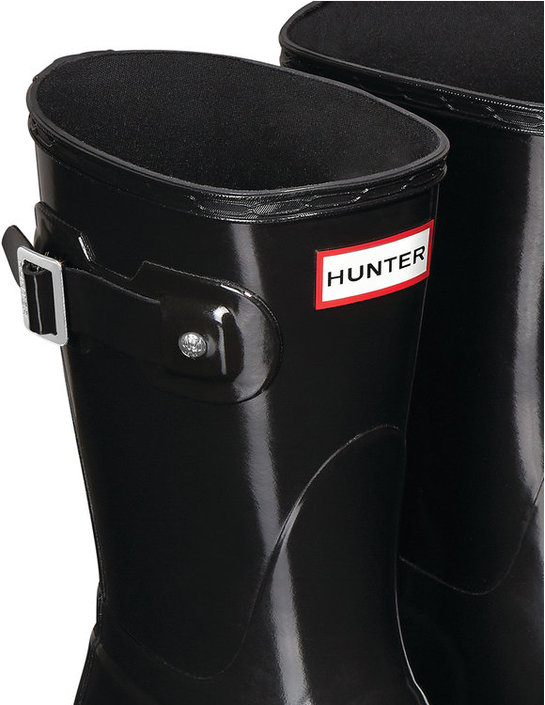 Hunter Dameslaars Short Gloss
