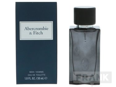 Abercrombie & Fitch First Inst. Blue Man Edt Spray