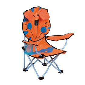 Bo-Camp - Highchair - Foldable - Safety-lock - Tiger model