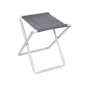 Bo-Camp - Stool - Collapsible - Gray