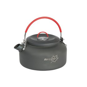 Bo-Camp - Theeketel - Hard Anodised - Outdoor - 1,4 Liter