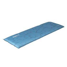 Bo-Camp - LeevZ - SI Mattress - Douglas 7.5 - Self-filling - 198x63x7.5 cm - Blue