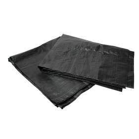 Bo-Camp - Ground cloth - Eco - 2.5 x 3 Meter - Black
