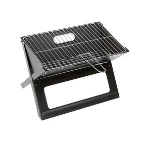 Bo-Camp - Barbecue - Notebook/Vuurkorf - Houtskool - Zwart