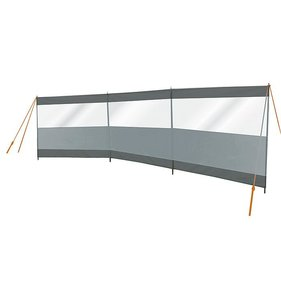 Bo-Camp - Windscherm - Season Window - 3-Vaks - 5x1,4 Meter