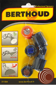Berthoud Spray Head Universal