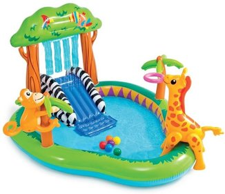 Intex Piscine 'Jungle' centre de jeux