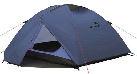 Easy Camp Equinox 300 tente bleu
