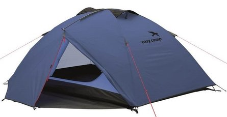 Easy Camp Equinox 200 tent blauw