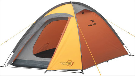 Easy Camp Meteor 200 tent oranje