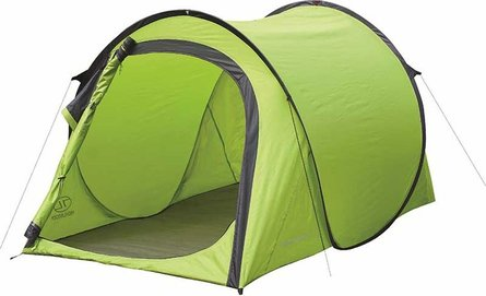 Highlander Rapid Pitch tent - blauw