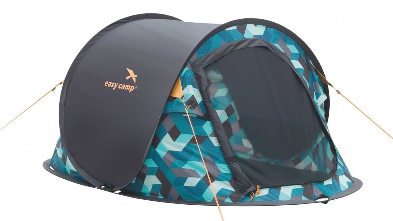 Easy Camp Antic Graphic Pop-up tent
