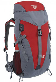 Pavillo Dura-Trek backpack 65L rood
