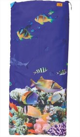 Easy Camp Children's sleeping bag Aquarium