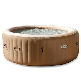 Intex Bubble Spa (met Energy Efficient Spa Cover)