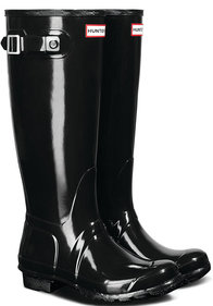 Hunter Women's Boot Original Gloss Tall