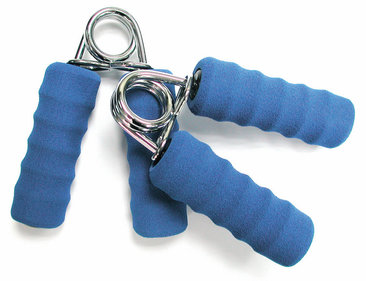 Care Fitness hand pegs with foam handles (pair)