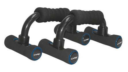 Care Fitness push-up supports with soft handles