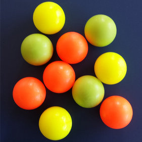 FAS Soccer balls colored p / 10 pieces