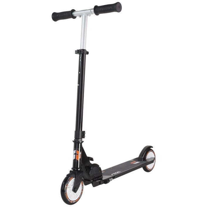 Stiga  kick scooter Track 120-S Black/Orange